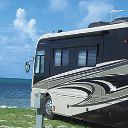 RV by Water